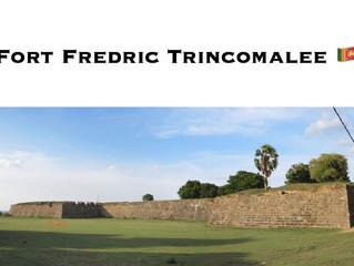 FORT FREDRICK TRINCOMALEE