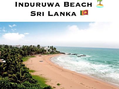 INDURUWA BEACH SRI LANKA