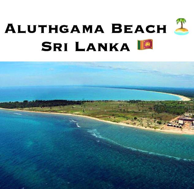 ALUTHGAMA BEACH SRI LANKA