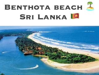 BENTHOTA BEACH SRI LANKA