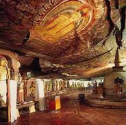 Dambulla Temple Cave