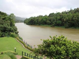 MAHAWELI RIVER SRI LANKA