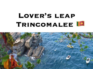 LOVER'S LEAP TRINCOMALEE