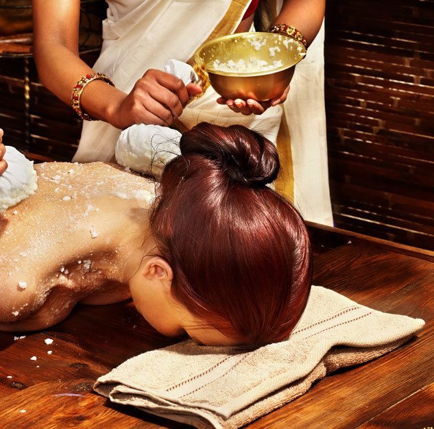 Ayurvedic Massage Sri Lanka