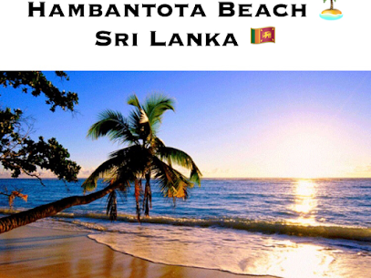 HAMBANTHOTA BEACH SRI LANKA