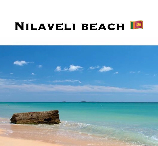 NILAWELI BEACH SRI LANKA