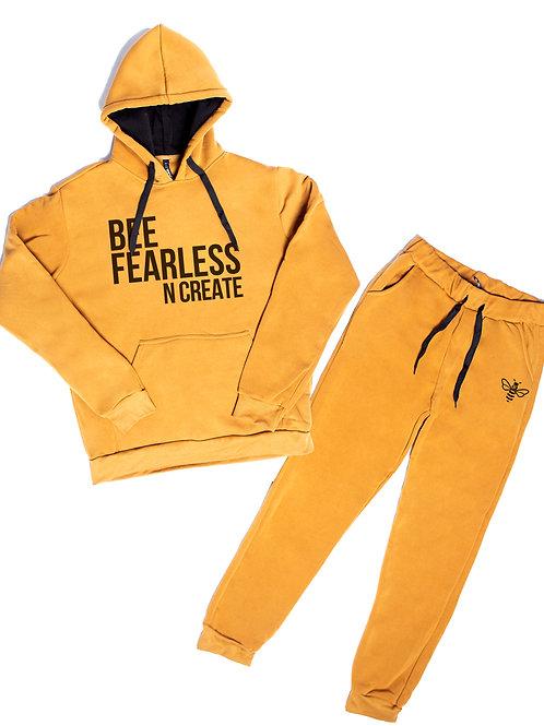 Bee Fearless N Create Sweatsuit