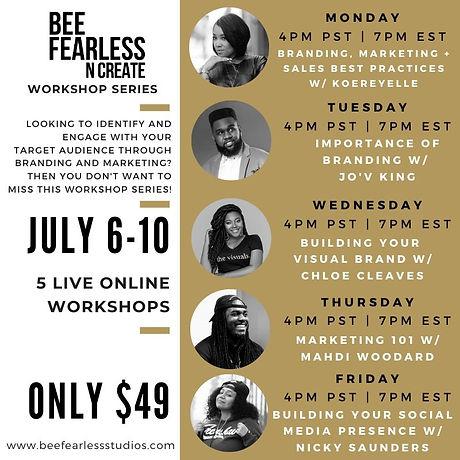 Bee Fearless Workshops.jpg