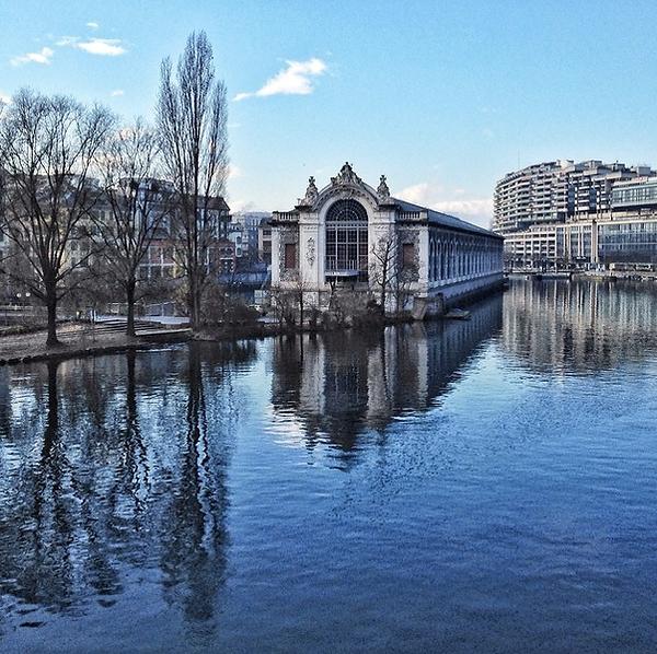 BFM Экскурсии по Женеве с русским гидом