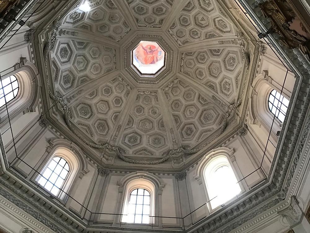 Секретный Рим Santa Maria della Pace