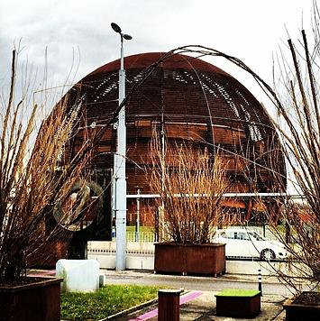 ЦЕРН Женева Швейцария