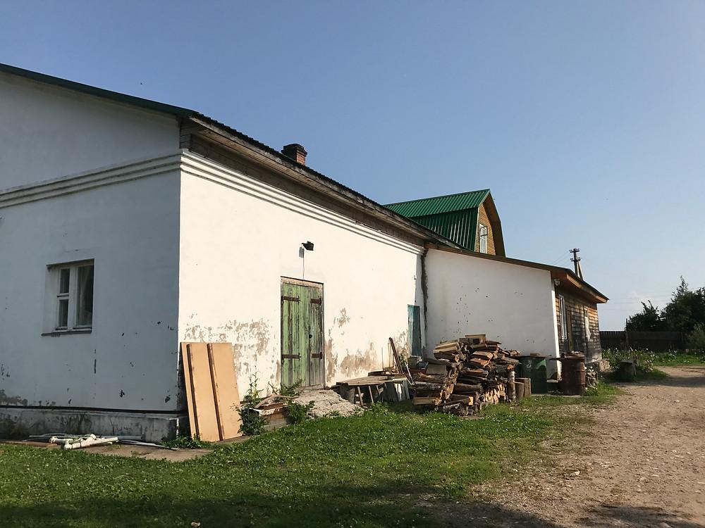 Гостиница в Горицком