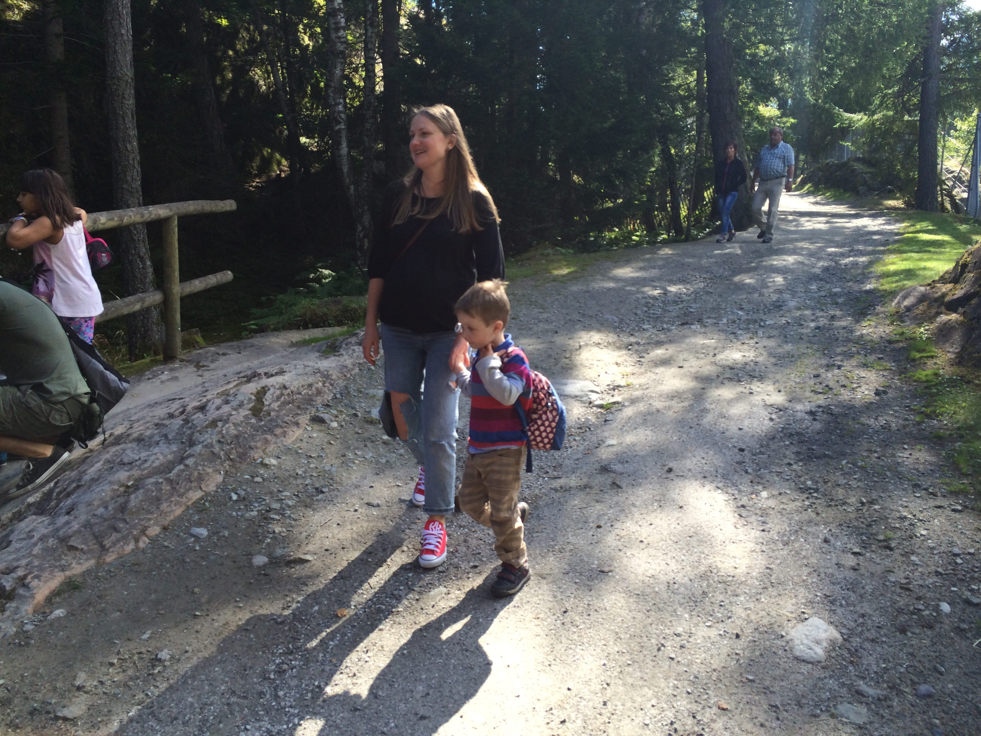 Отдых в Швейцарии с детьми