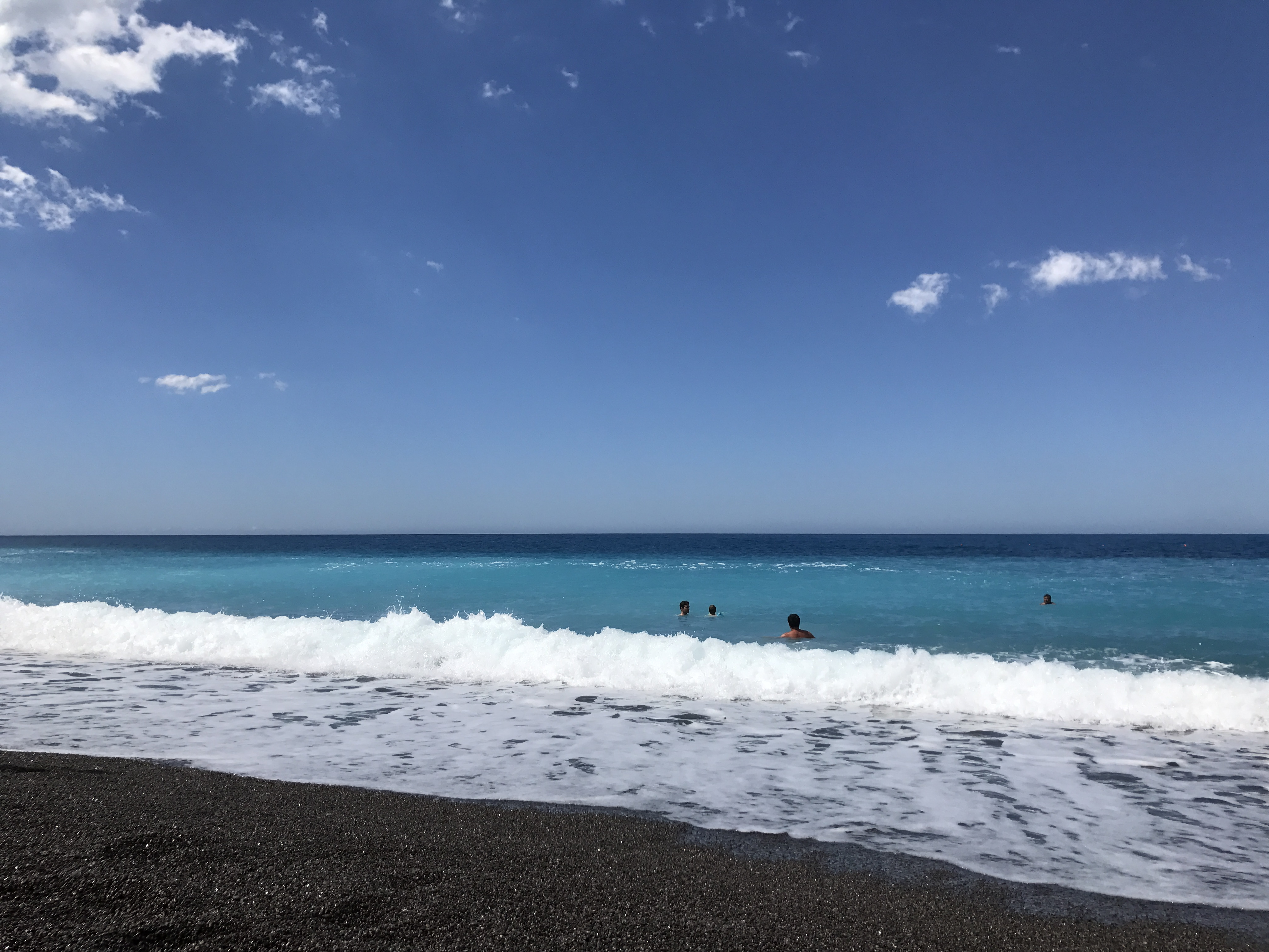 пляж в Acquafredda