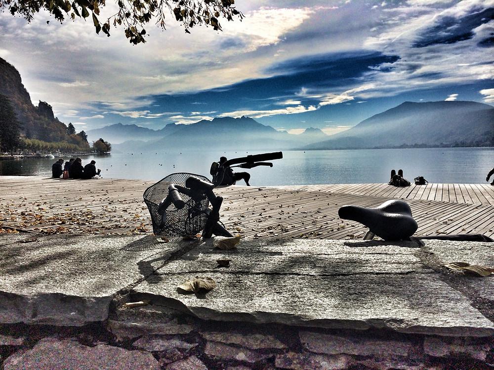 Annecy Lake Озеро Анси походы в горы