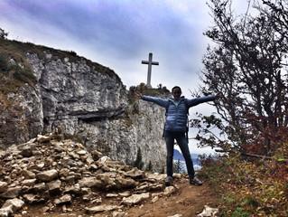 В Горы: Croix de Nivolet