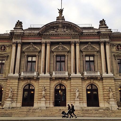 Театр в Женеве