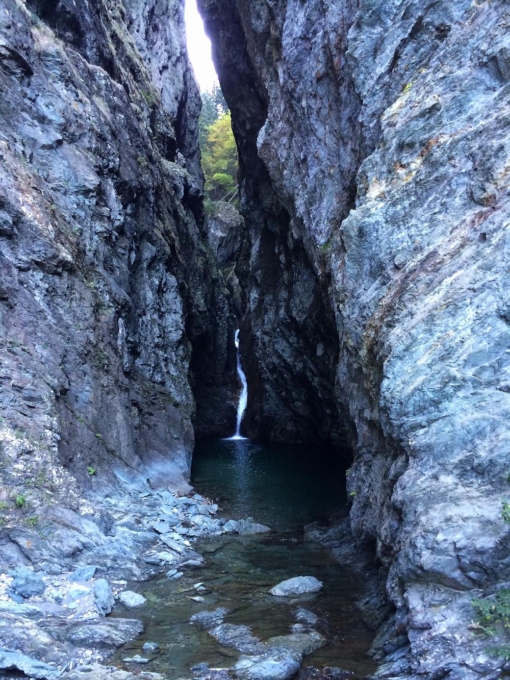 Gorges de Diosaz, Долина Шамони, Альпы