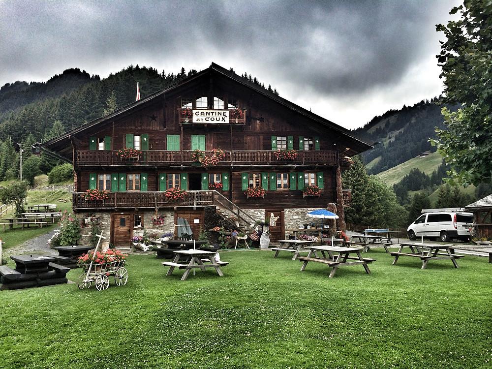 Швейцария отдых с детьми