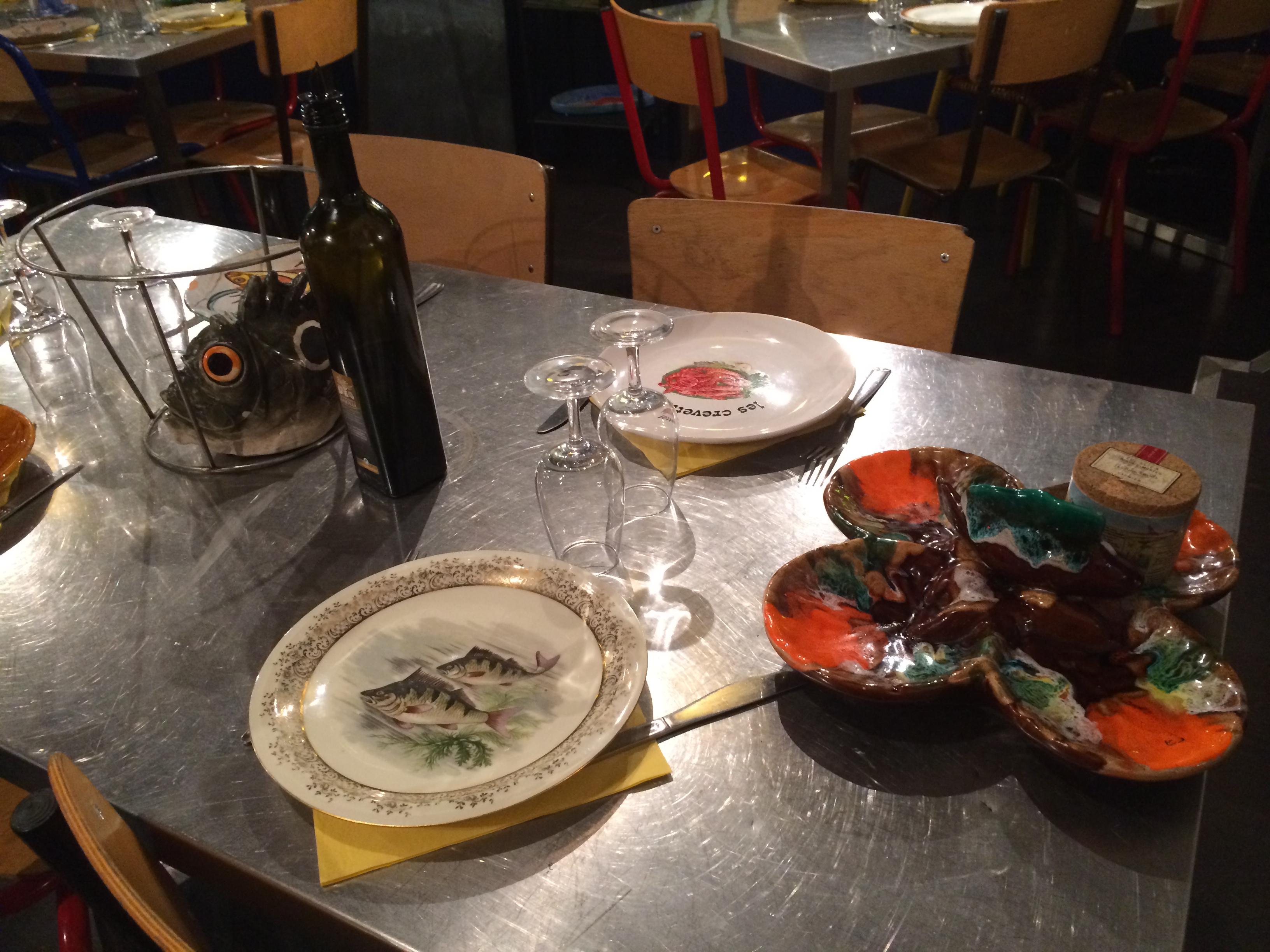 Рестораны в Марселе