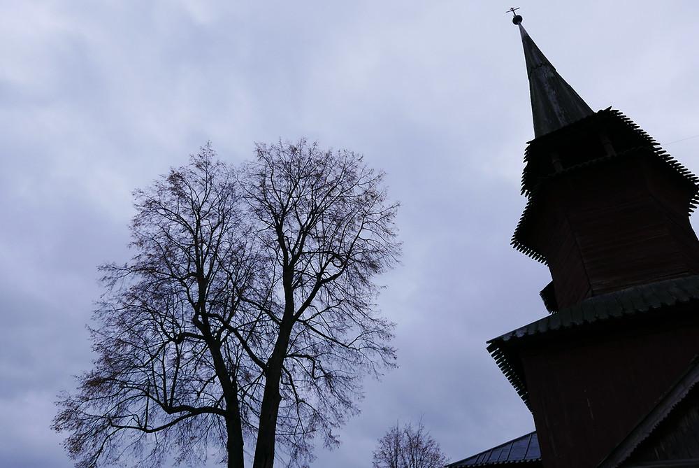 Церковь Иоанна Богослова на Ишме