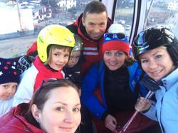 Горные лыжи в Аосте