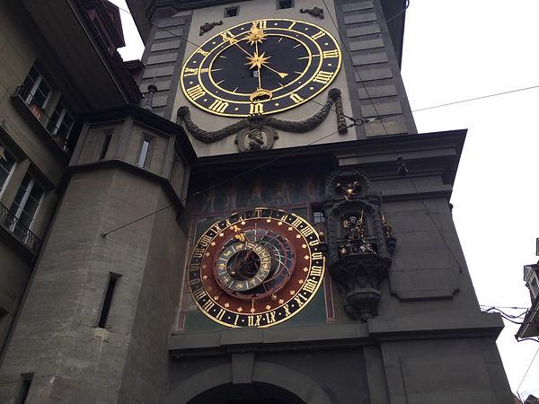 Экскурсия в Берне