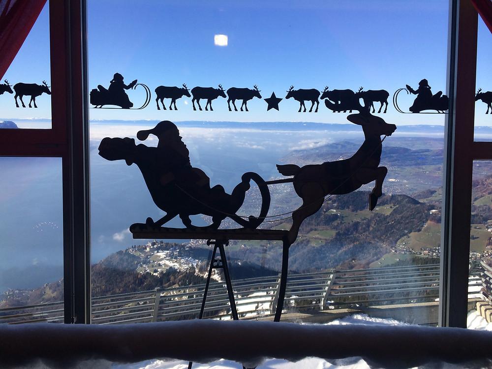Швейцария отдых с детьми Дом швейцарского деда мороза
