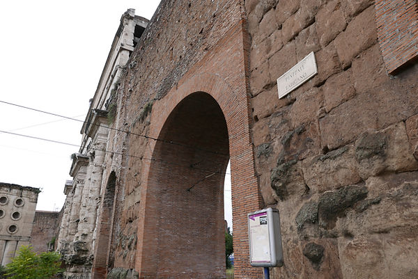 Рим одним днем. Порта Маджоре