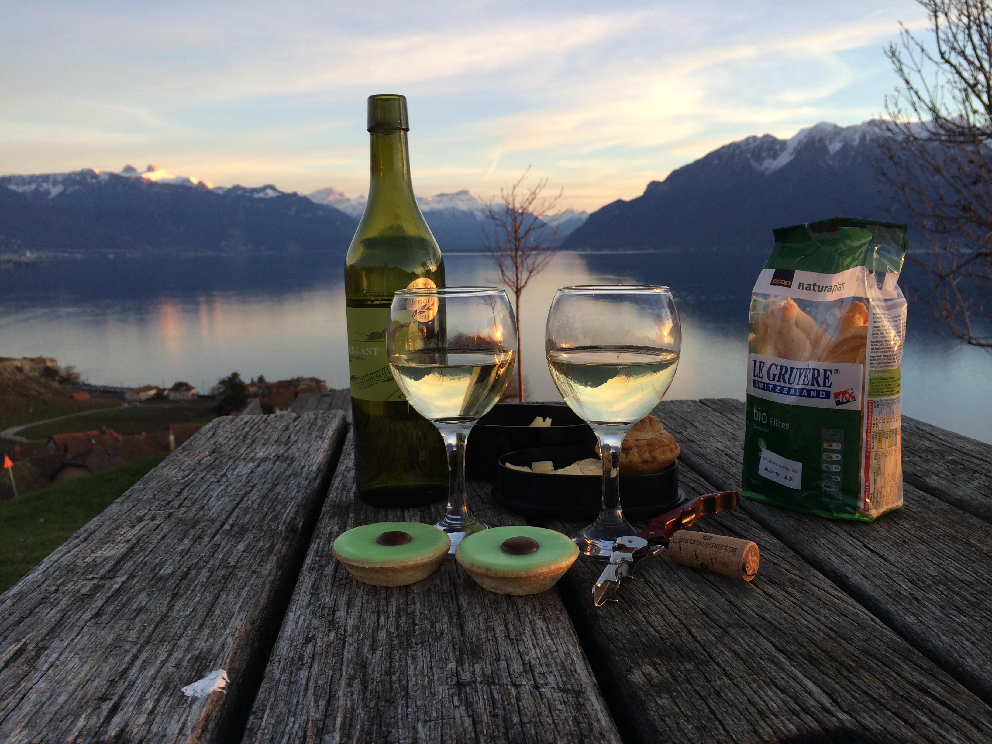 Дегустации в Швейцарии