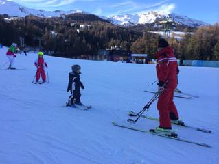 Путешествия: горные лыжи в Аосте