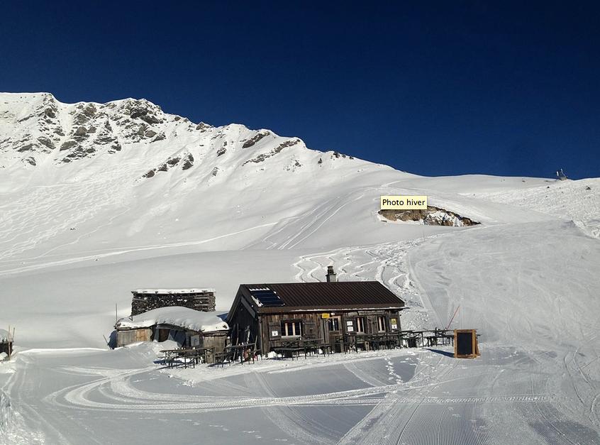 Lapisa Лапиза горный приют Швейцария