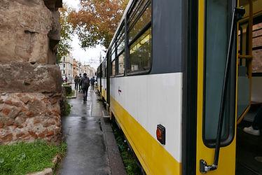 Трамваи Рима
