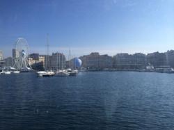 Викенд в Марселе