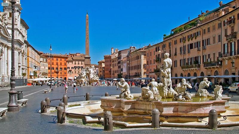 Рим для Детей