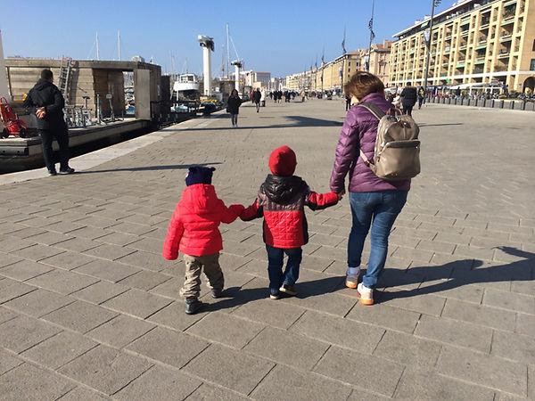 Отдых в Марселе с детьми