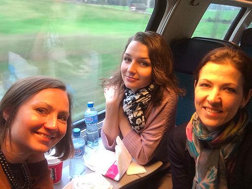Экскурсия в Берн
