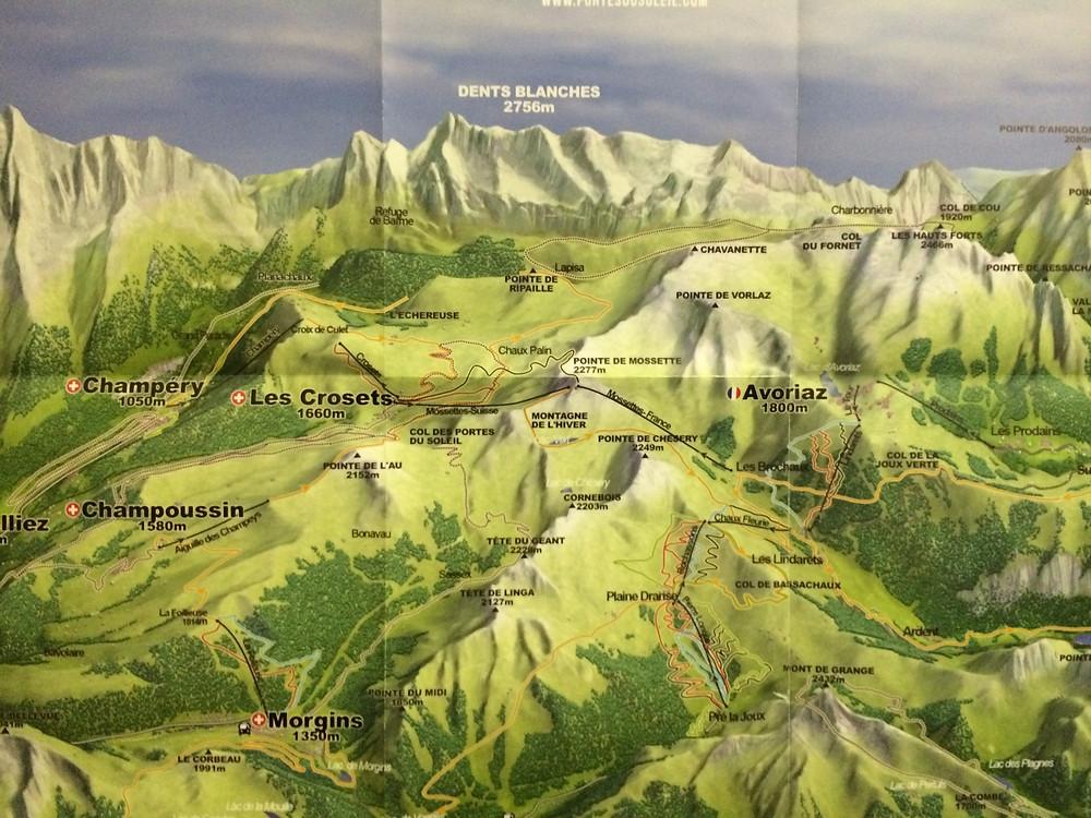 Горный приют Lapisa Лапиза в Швейцарии