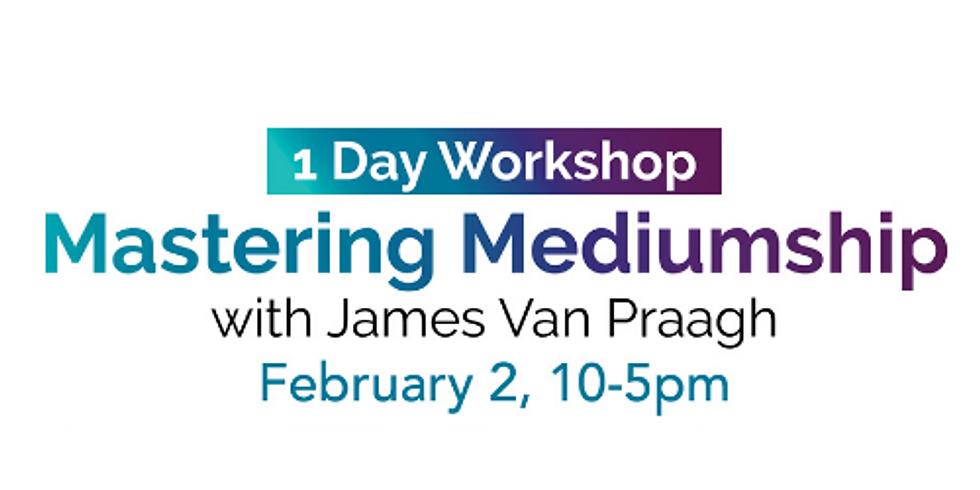 Weekend Pass & 1 Day Workshop Mastering Mediumship