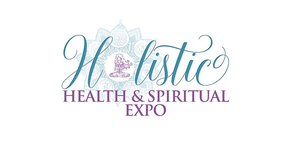 Holistic Health & Spiritual Expo Weekend Pass