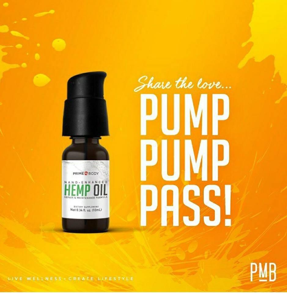 Share the love. Pump Pump Pass