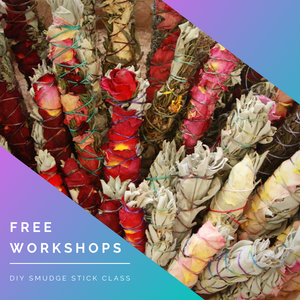 Smudge Stick Workshop