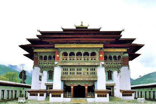Faszinierendes Nepal & Bhutan 20 Tage