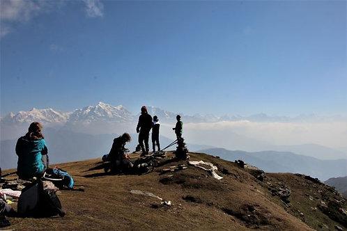 Das Sherpa-Land   Pike Peak Trek