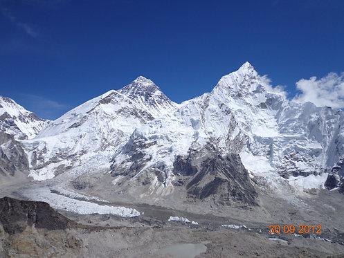 Von Phaplu zum Everest Basislager 22 Tage