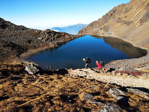 Langtang Helambu Trekking