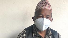 FFP2-Masken für Nepal