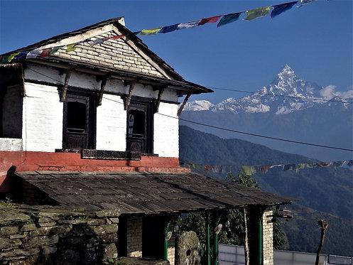 Mardi Himal  Machapuchre Trek