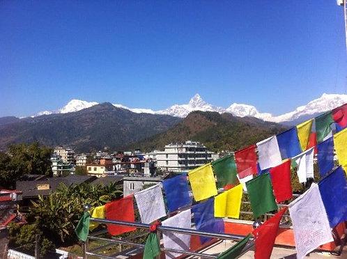 Pokhara im Herzen der Annapurna