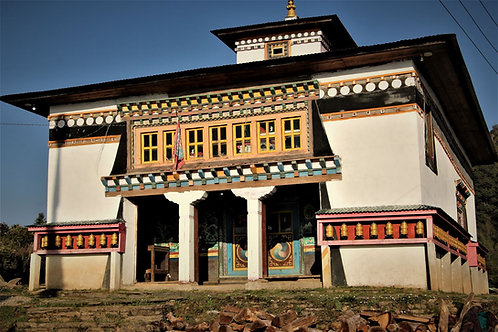 Der untere Teil des Khumbu Jiri-Lukla 14 Tage